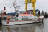 Eiswette - Seenotkreuzer der DGzRS